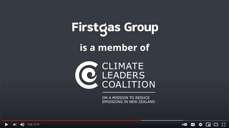 firstgas is a member of climate change coalition